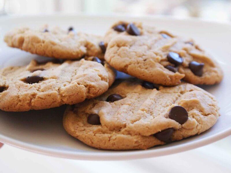 Amerikan Kurabiyesi Cookie Tarifi