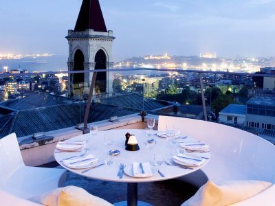 İstanbul'da En İyi Mezeler Hangi Mekanda Sunulur?