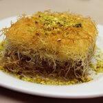Kadayıf Yemek İsteyenler İçin İstanbul'da Mekan Önerileri