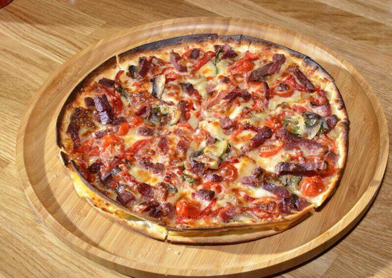 Çift Katlı Pizza Tarifi